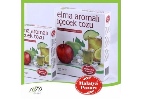 Elma Aromalı İçecek Tozu 450gr